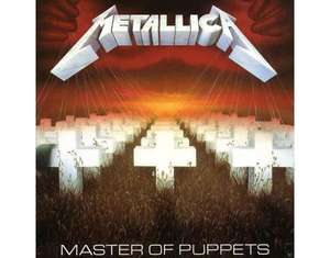 Metallica: Master Of Puppets (Remastered) (PL) [CD] i inne