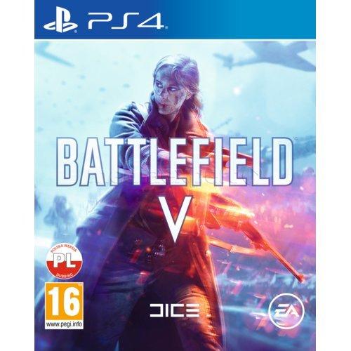 Battlefield V PS4 + koszulka Marvel