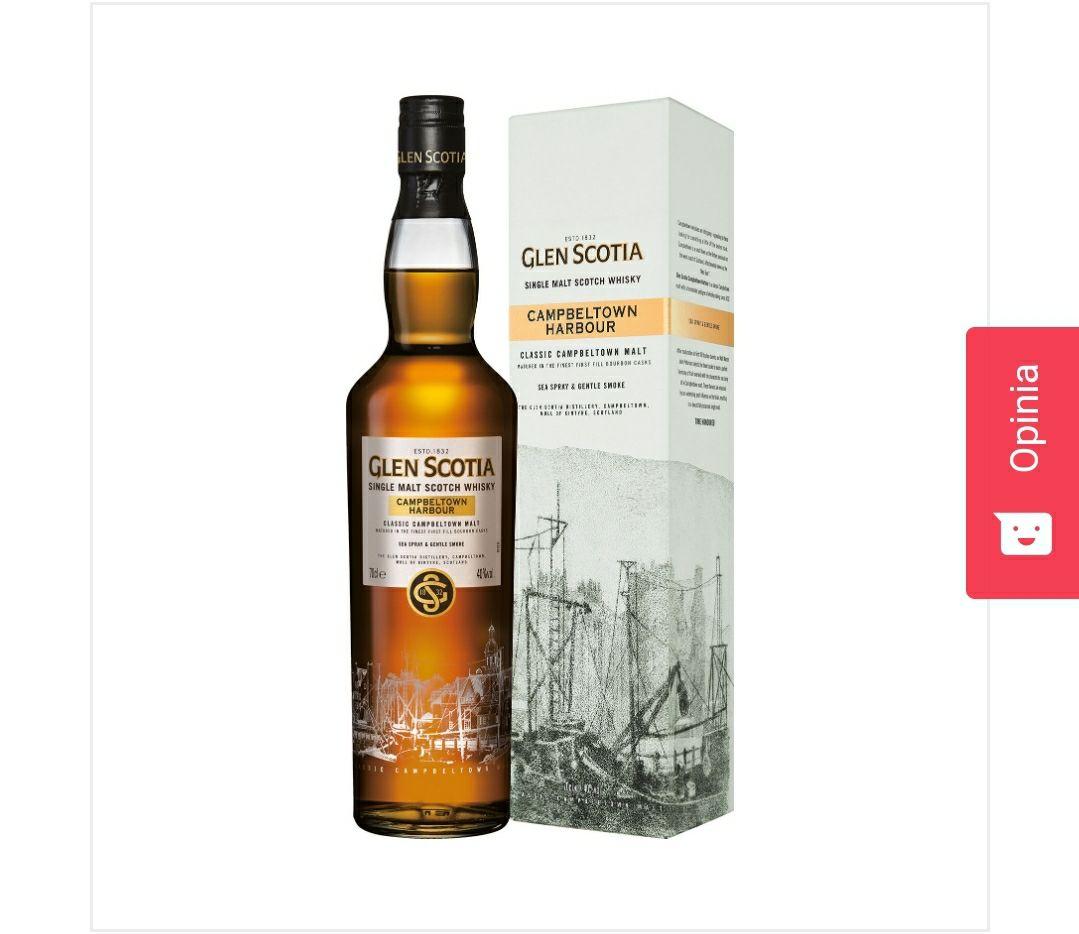 Whisky Glen Scotia Campbeltown Harbour