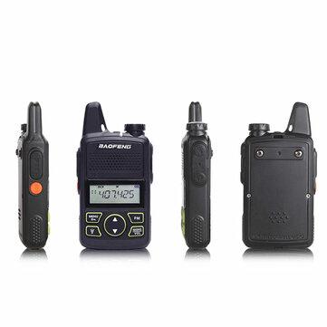 Radiotelefon Baofeng BF-T1 14.99usd