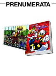 Prenumerata GIGANT Poleca (256 stron komiksów z Kaczorem Donaldem) - 6 numerów za 60zł darmową dostawą!
