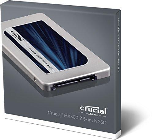 Dysk SSD Crucial MX300 525GB za ~445zł z dostawą @ Amazon.es