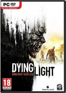 DYING LIGHT PC CD KEYS