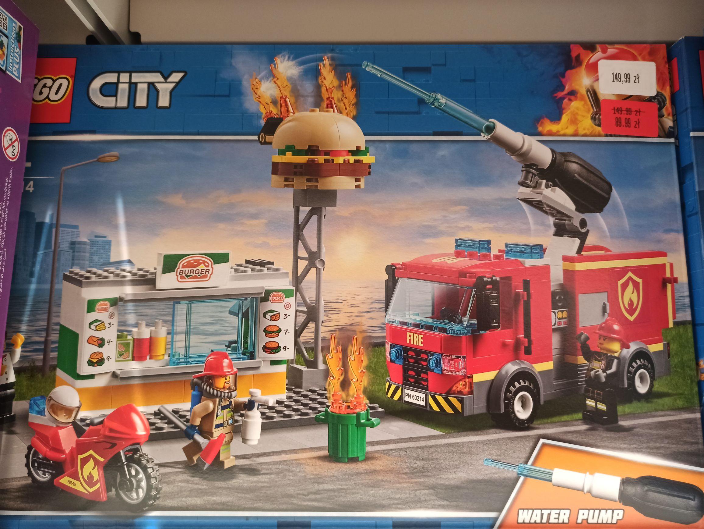 Lego na ratunek 60214