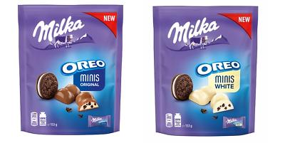 Milka Oreo Minis 153g @ Auchan
