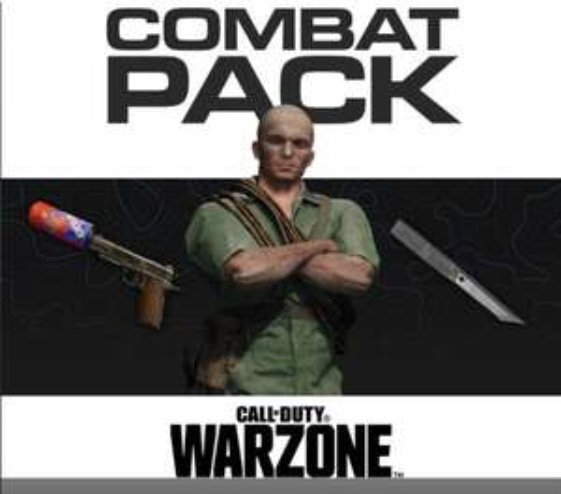 Call of Duty®: Warzone™ - Pakiet Bojowy (6. Sezon) PS4