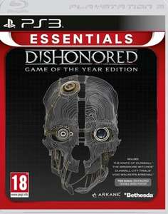 DISHONORED GOTY / PS3 / NOWA / PL