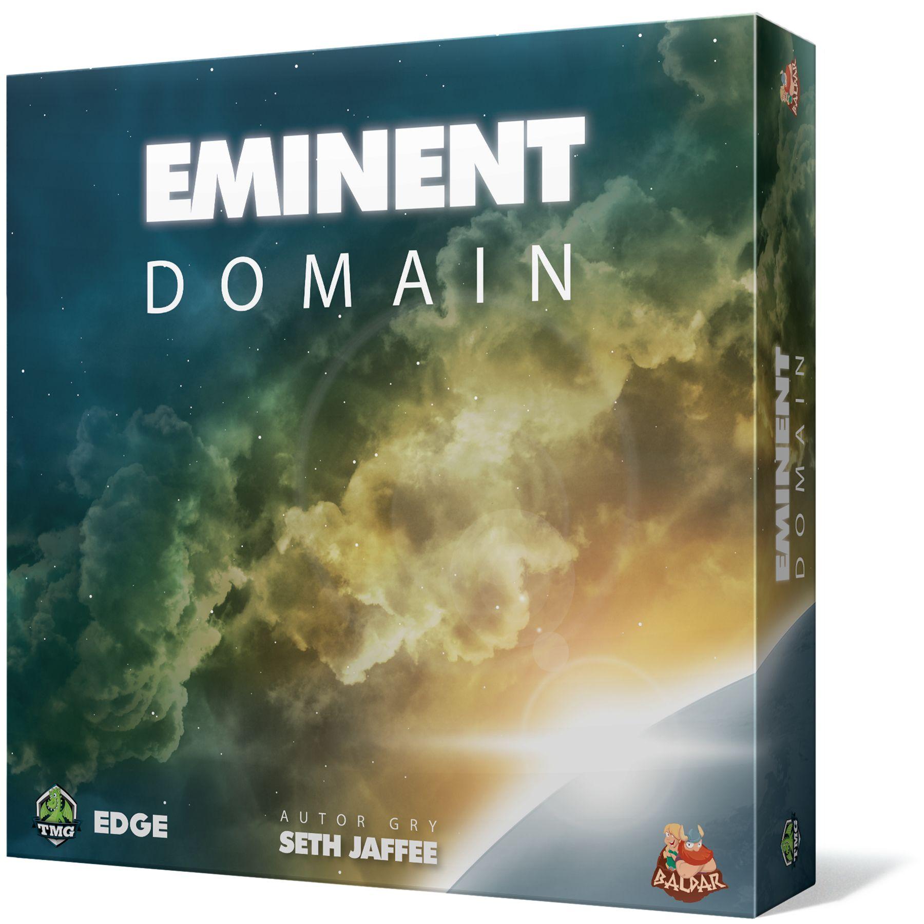Gra planszowa Eminent Domain