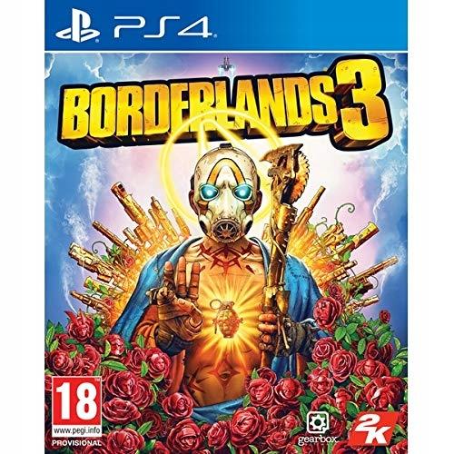 BORDERLANDS 3 PS4 NOWA + 4 monety