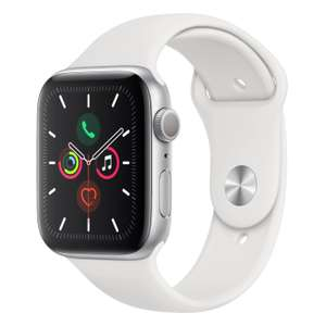 Apple Watch 5, 44mm GPS (Silver)