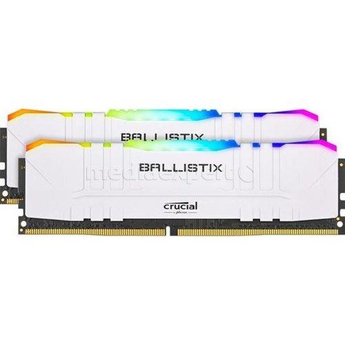 Dobra i tania pamieć RAM CRUCIAL Ballistix RGB 16GB 3600MHz