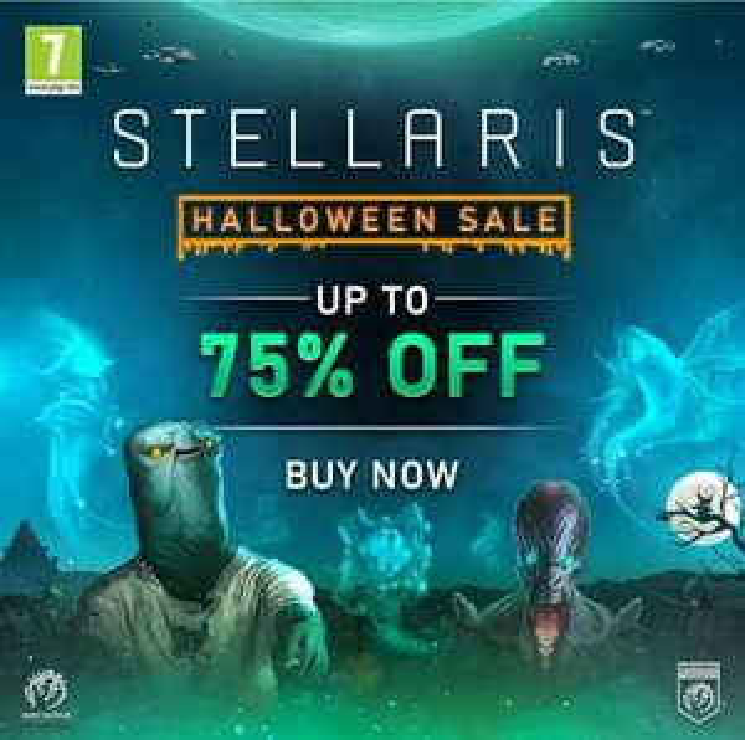 Stellaris - 75% STEAM
