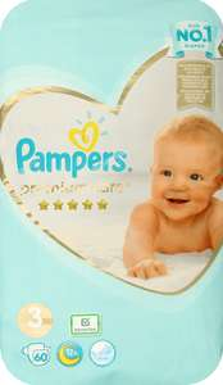 Pieluchy PAMPERS Premium Care