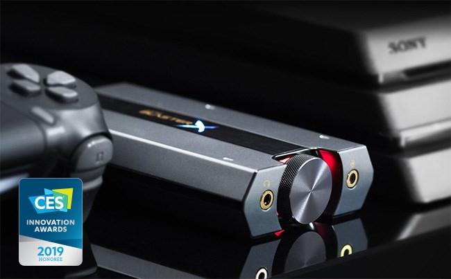 Karta dźwiękowa Sound BlasterX G6 B-Stock (Po zwrocie) z oficjalnej strony