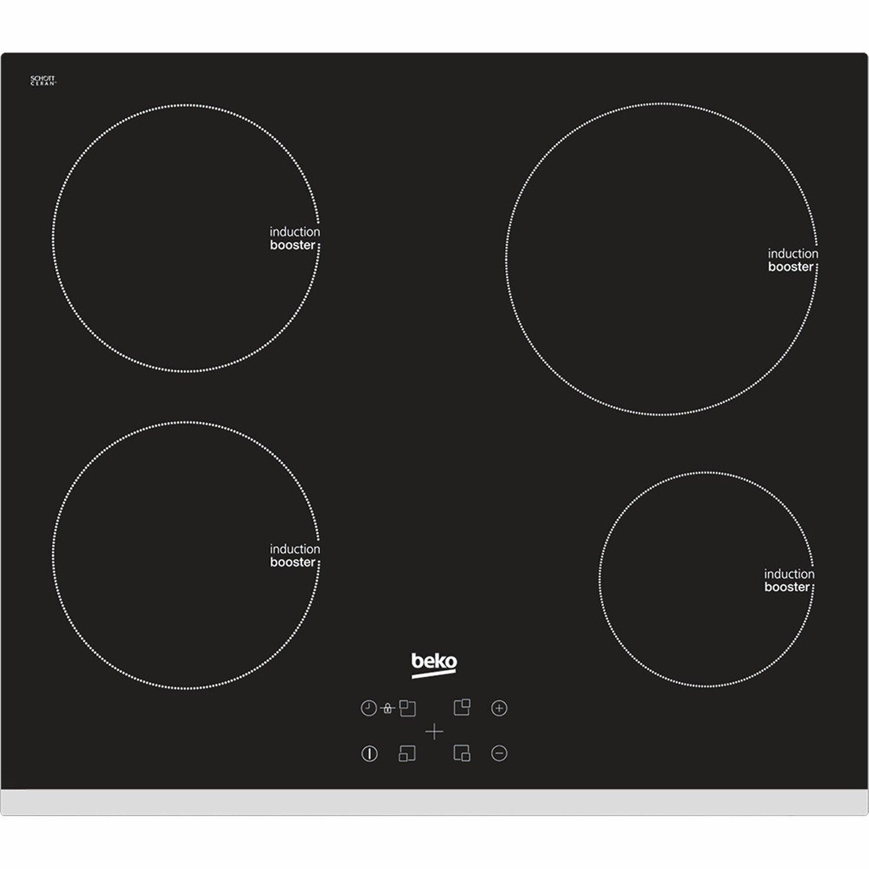 Płyta indukcyjna Beko HII64402ATX czarne szkło 60 cm