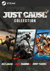 JUST CAUSE COLLECTION [PC DOWNLOAD]