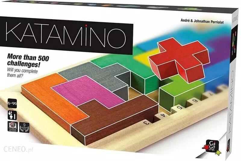 Katamino gra planszowa, logiczna