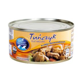 Aldi tuńczyk w oleju 180g za 4zł