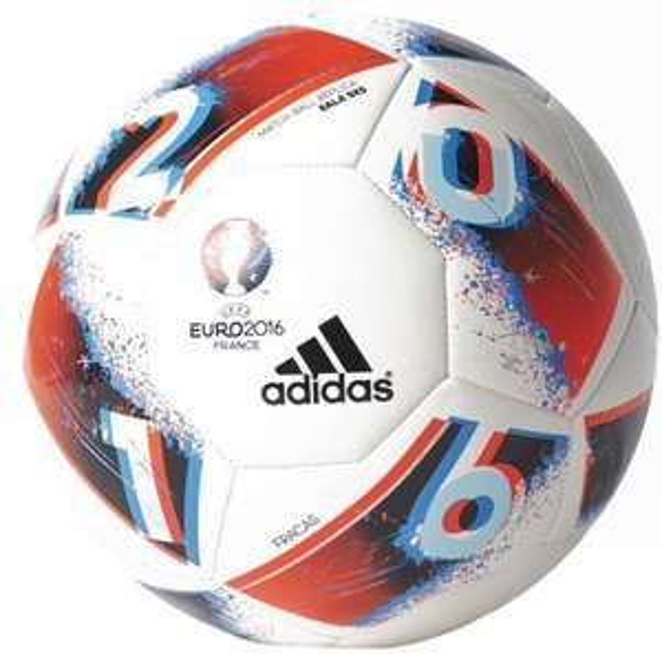 Halowa piłka ADIDAS FRACAS EURO16 SALA 5X5