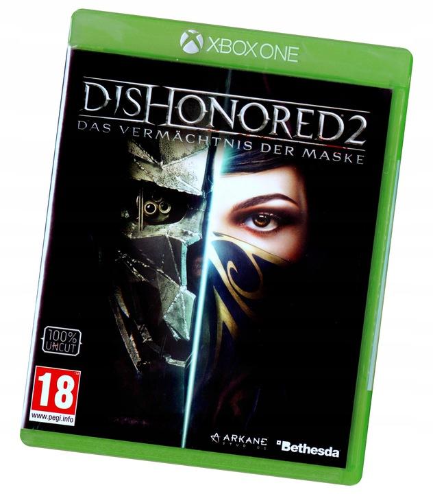 Dishonored 2 +DLC Pakiet Imperial Assasins XO Nowa