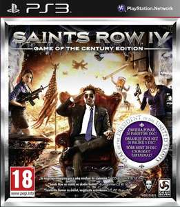 SAINTS ROW IV GAME OF THE CENTURY ED/PS3/NOWA/ ANG