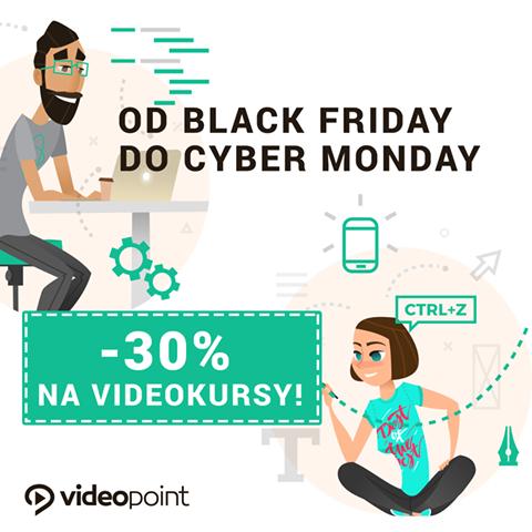 Black weekend na Videopoint