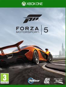 Gra Forza Motosport 5 na Xbox One