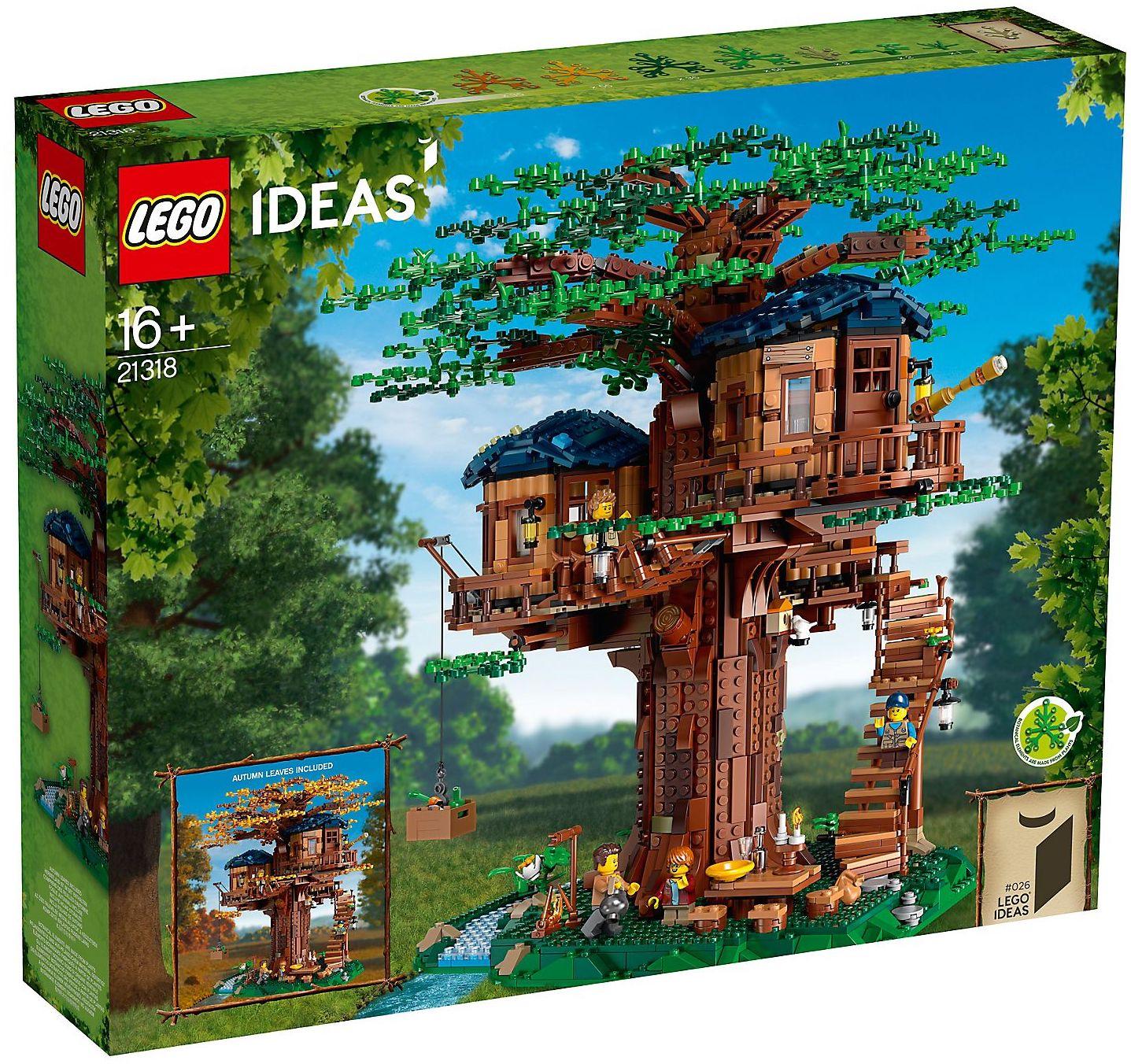 LEGO 21318 Ideas - Domek na drzewie