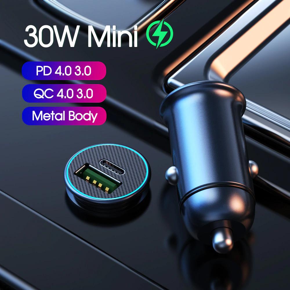 Samochodowa ładowarka USB dwuportowa 3.1A