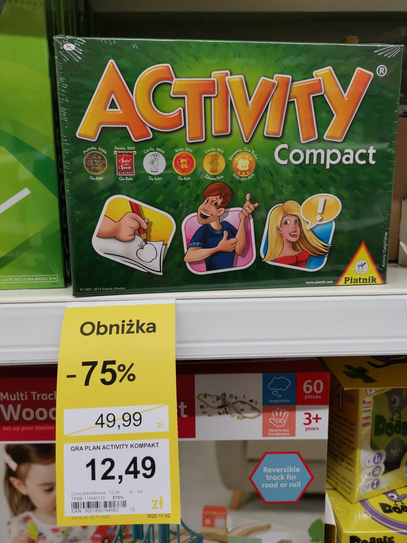Gry i zabawki Tesco -75%