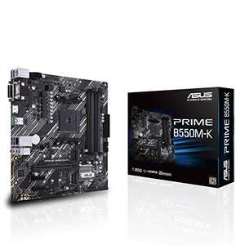 Płyta główna mATX ASUS Prime B550M-K AMD Ryzen AM4 (EUR 79.99)