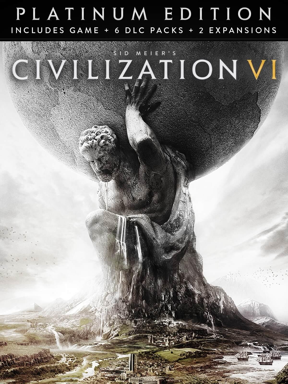 Sid Meier's Civilization VI: Platinum Edition (VPN Argentyna)
