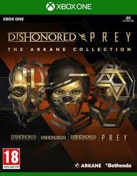 Dishonored and Prey: The Arkane Collection Xbox One/PS4