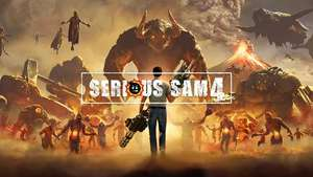 Gra Serious Sam 4 rosyjski GOG konieczny VPN