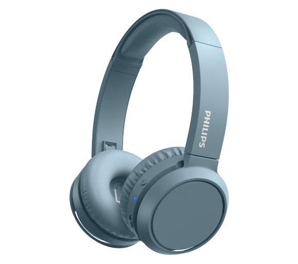Philips BASS+ TAH4205BL/00 Niebieskie