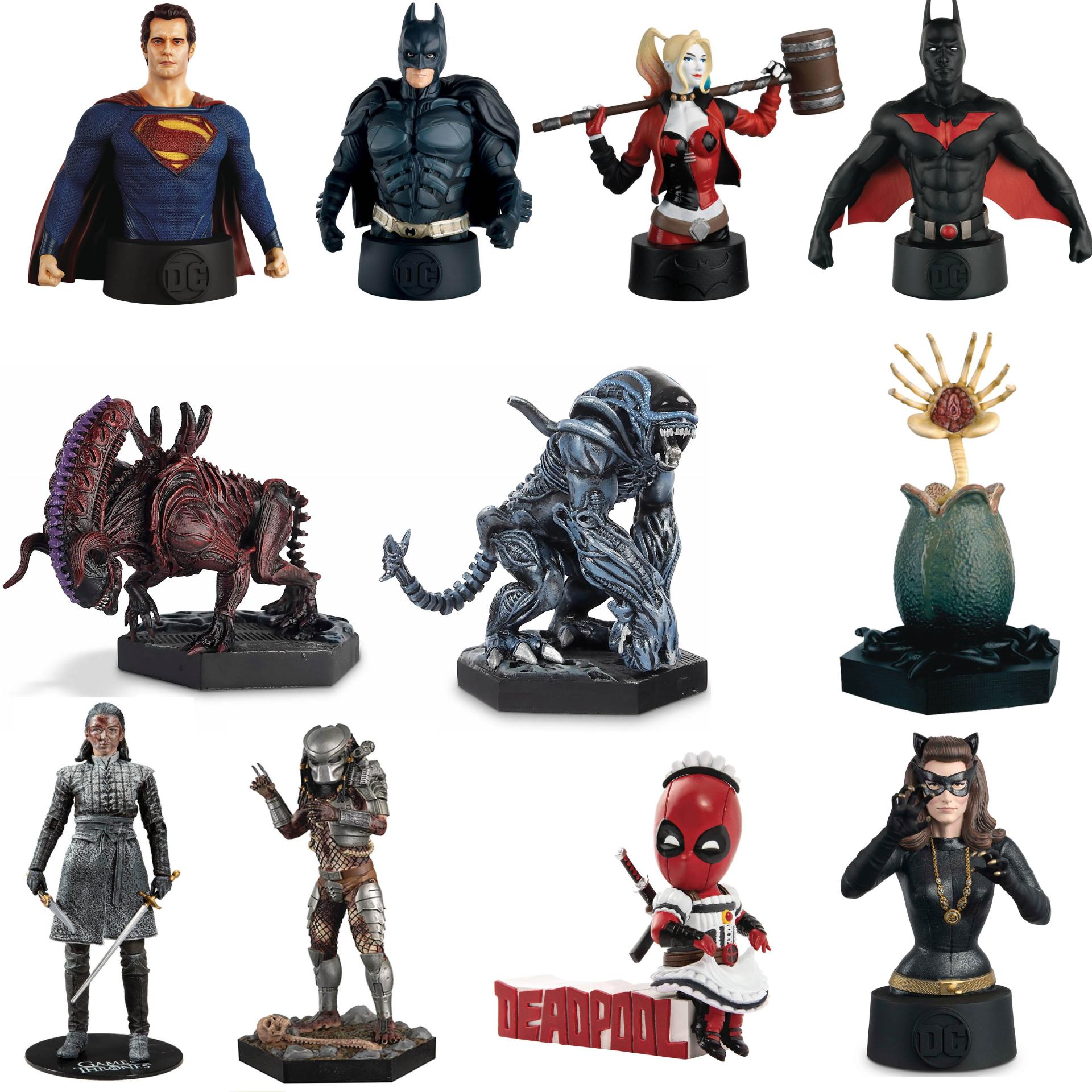 Popkulturowe figurki kolekcjonerskie od €10.39 @ZavviDE