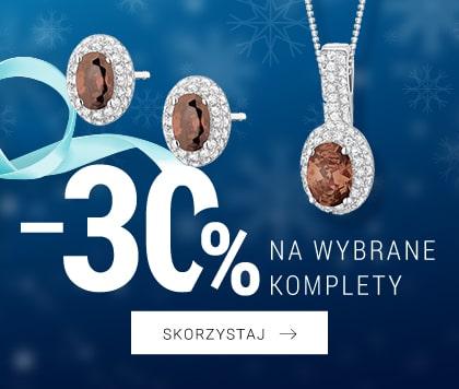 -30% na wybrane komplety