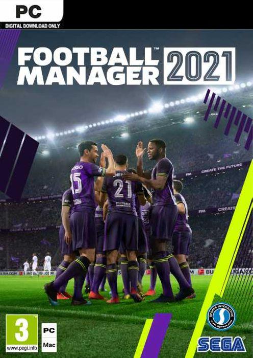 Football Manager 2021 + Beta (Steam)