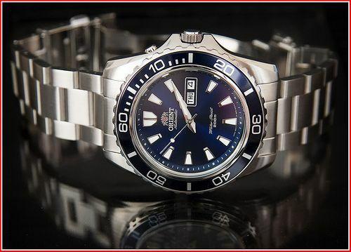 Zegarek Orient Mako XL