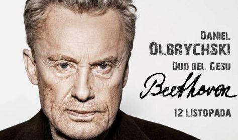 Spektakl ONLINE- Daniel Olbrychski & Duo del Gesú - Listy L. van Beethovena