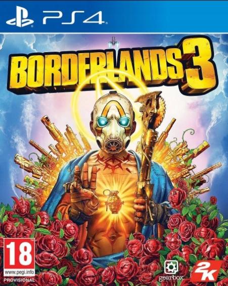BORDERLANDS 3 / ANG / PS4 / NOWA