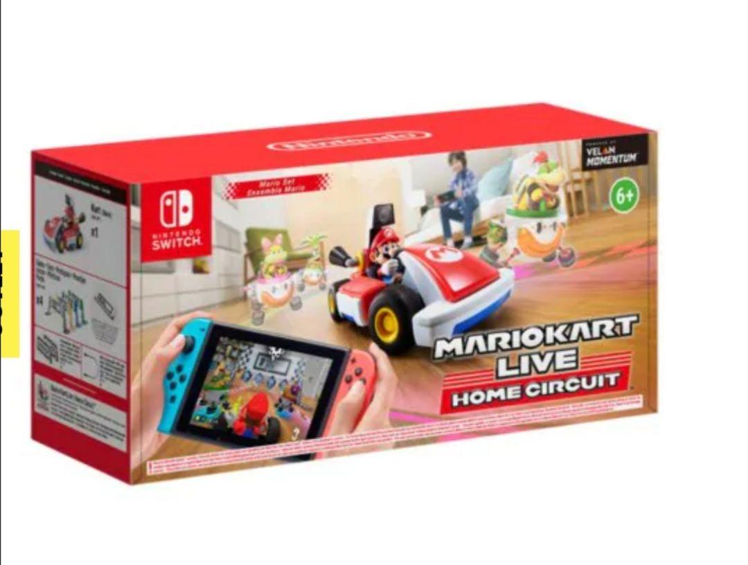 Mario Kart live Circuit - nowe z Outletu MM