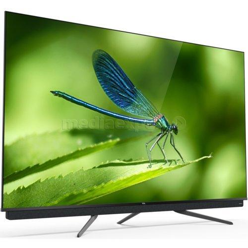 Telewizor TCL QLED 55C815 (dostepny w wybranych sklepach) + SENNHEISER HD 350BT + nagroda