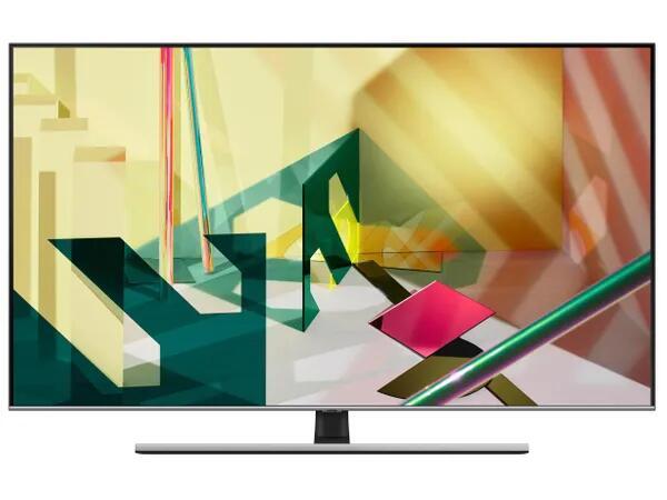 "Telewizor SAMSUNG QE75Q77TAT - 75"" QLED, 50Hz, 4K UHD, + band do XIAOMI MI SMART BAND"
