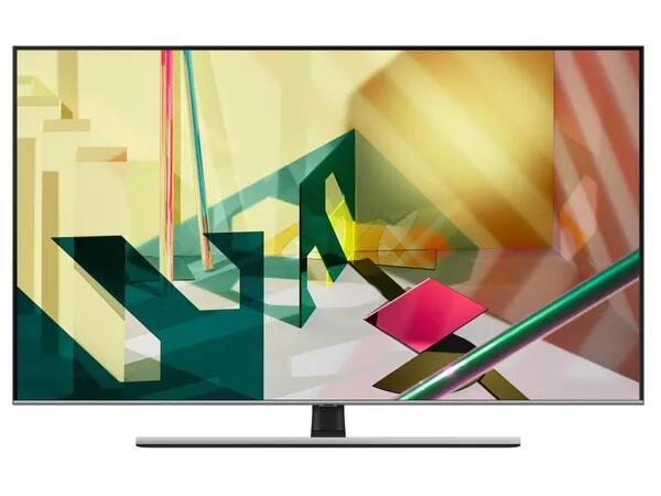 """Telewizor SAMSUNG QE75Q74TAT- 75"""" 4K UHD, QLED, 100Hz!!! + pasek XIAOMI MI SMART BAND"""