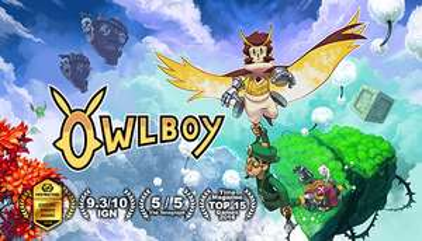 OWLBOY -60% na steam