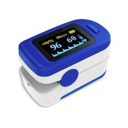 Pulsoksymetr z alarmem OLED FS20C Apollo