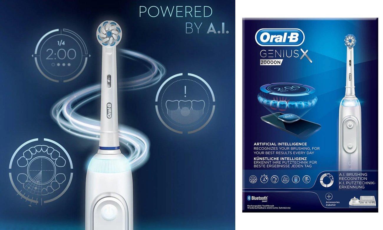 Oral-B Genius X 20000N White