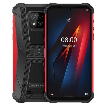 Telefon Ulefone Armor 8 - IP68 IP69K Wodoodporny, wersja UE @Banggood