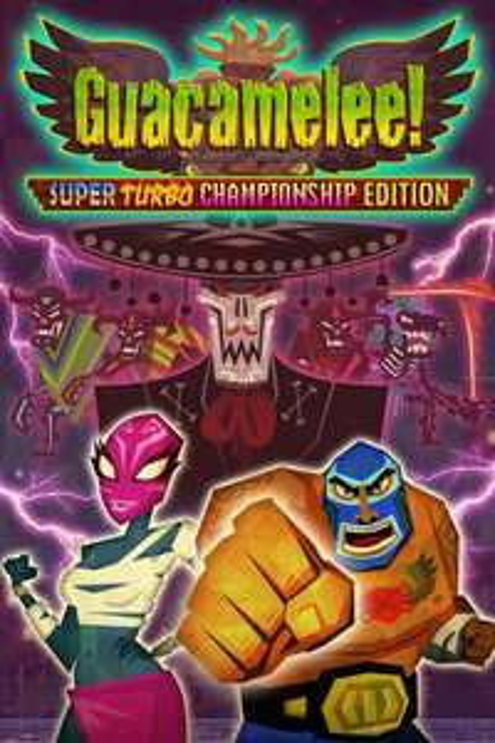 Guacamelee! Super Turbo Championship Edition (Nintendo Switch) eShop